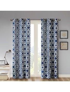 Lauren Foamback Window Curtain Panel by Jla Home