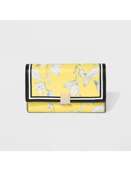 Women's Flap Wallet   A New Day by A New Day