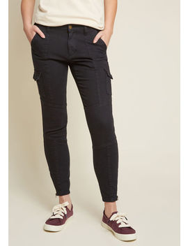 The Portland Pant In Black by Modcloth