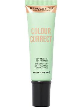 Online Only Colour Correct Primer by Makeup Revolution