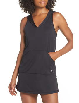 Hooded Cover Up Dress by Nike