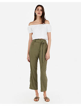 Express One Eleven Lace Off The Shoulder Top by Express