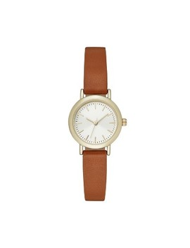 Women's Value Clean Dial Strap Watch   A New Day Gold by A New Day Gold