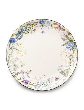 Floral Meadow Wreath Dinner Plates by Williams   Sonoma