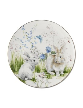Floral Meadow Dinner Plates, Bunny by Williams   Sonoma