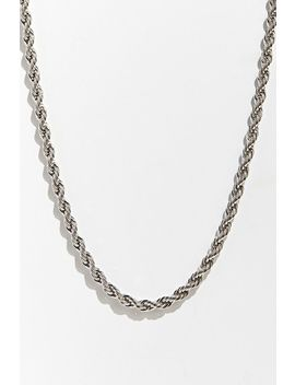 King Ice Rope Chain by King Ice