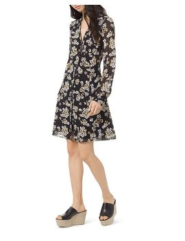 Floral Shirt Dress by Michael Michael Kors