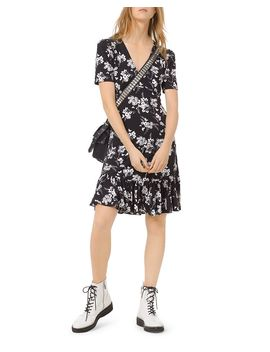 Floral Print Jersey Dress by Michael Michael Kors