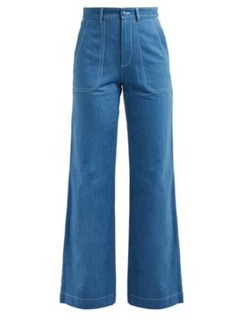Seaside Straight Leg Jeans by A.P.C.