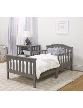Sorelle Vista Elite Toddler Bed   Gray by Sorelle Furniture