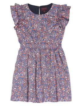 Kristie Liberty® Print Dress by Crewcuts By J.Crew
