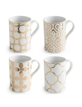 Luxe Moderne 11 Oz. Mug Set by Wayfair
