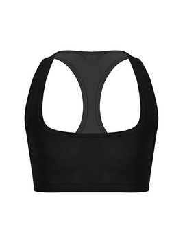 Acsuss Men's Sleeveless Y Back Muscle Half Tank Top Vest Tee T Shirts Crop Tops by Acsuss