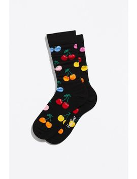 Happy Socks Cherry Sock by Happy Socks
