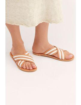 Beek Palila Slide Sandal by Beek