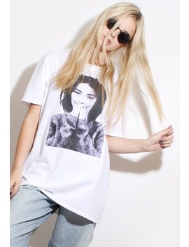 Vintage 90's Oversized Band T Shirt Bjork Tee by Bbmaude