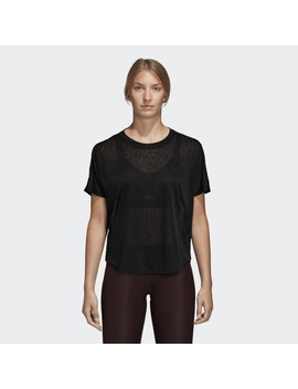 Ready To Go Tee by Adidas