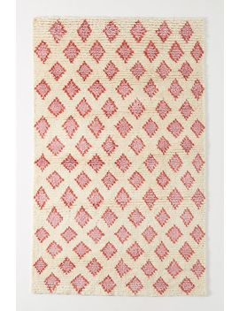 Hand Knotted Alia Rug by Anthropologie