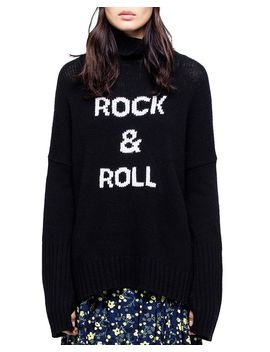 Alma Merino Wool Sweater by Zadig & Voltaire
