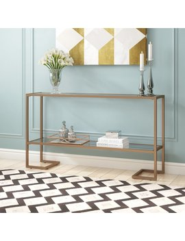 Jai Console Table by Wayfair