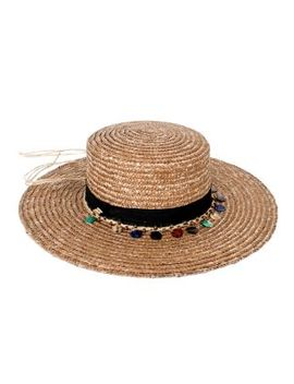Clau Resort Straw Hat by Peter Grimm