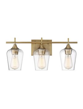 Carbon Loft Brenner Warm Brass Metal Glass 3 by Carbon Loft