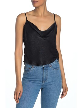Delta Cowl Neck Cami Tank Top by Cotton On & Co.