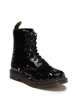 1460 Pascal Sequin Boot by Dr. Martens
