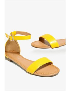 Needed Me Sandal by A'gaci