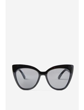 Whitney Cat Eye Sunglasses by Cotton On