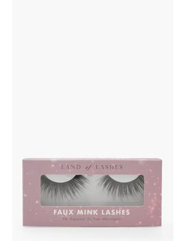 Land Of Lashes Faux Minx Jodie by Boohoo