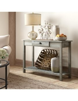 Burford Entry Console Table by Wayfair