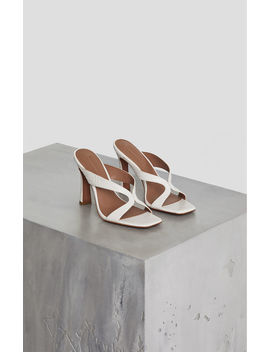 Ines Leather Sandal by Bcbgmaxazria