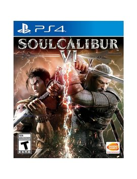 Play Station 4 by Soulcalibur Vi