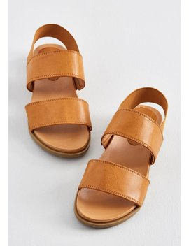 Simple Things Sandal by Modcloth