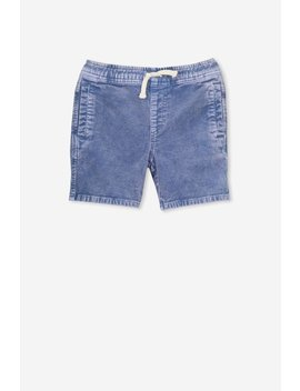 Luca Cord Short by Cotton On