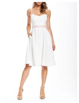 Harlow Sweetheart Sleeveless Dress by Dress The Population