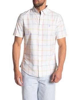 Short Sleeve Regular Fit Shirt by Wallin & Bros