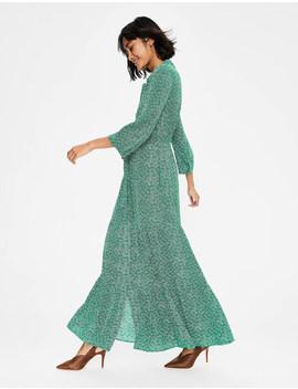 Viola Maxi Shirt Dress by Boden