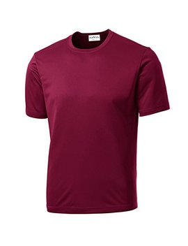 Clothe Co. Men's Short Sleeve Moisture Wicking Athletic T Shirt by Clothe Co.