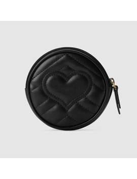 Gg Marmont Coin Purse by Gucci
