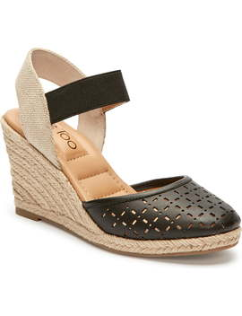Bess Wedge Sandal by Me Too