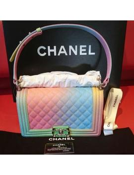 Chanel Rainbow Shoulder Hand Bag Rare Never Used Ex++ by Chanel