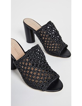 Pattie Woven Mules by Villa Rouge