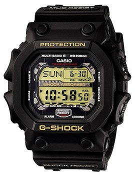 Casio Watch G Shock G Shock Gx Series Tough Solar Radio Clock Multiband 6 Gxw 56 1 Bjf Men's by Casio