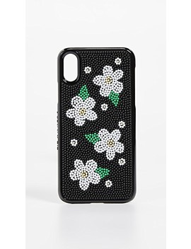 Beaded Daisy I Phone Xs Max Case by Skinnydip
