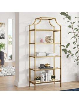 Damon Etagere Bookcase by Wayfair