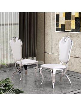 Malt Upholstered Dining Chair by Wayfair