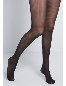 Arrive In Style Tights by Modcloth
