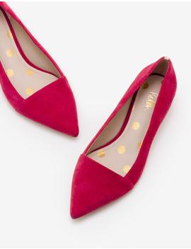 Josie Low Heels by Boden